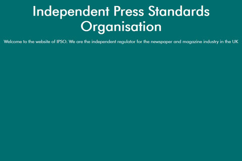 "News agencies look to IPSO to counter ""fake"" allegations"